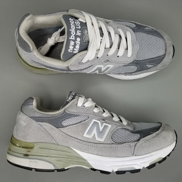 New Balance Shoes - New Balance 993 Made In USA Womens Running Shoes 6